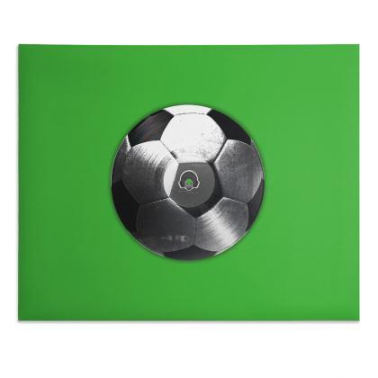 Desk Pad - Football Vinyl