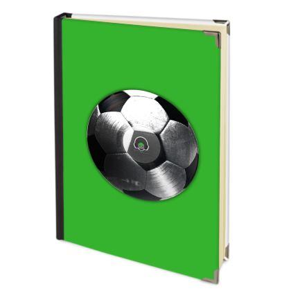 Address Book - Football Vinyl