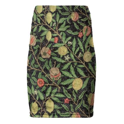 Pencil Skirt - Fruit Pattern (1862) Remaster