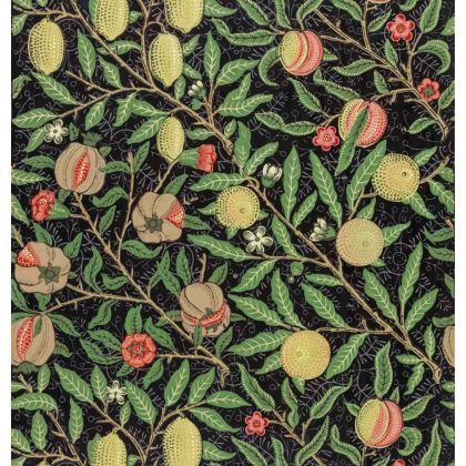 Maxi Skirt - Fruit Pattern (1862) Remaster