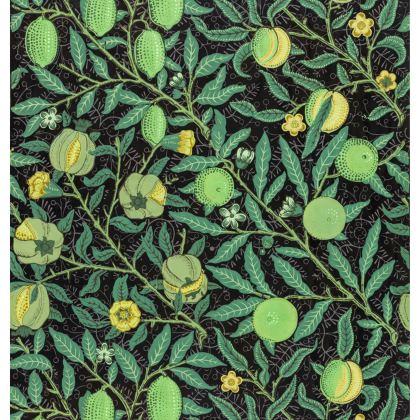 Maxi Skirt - Fruit Pattern (1862) Remix