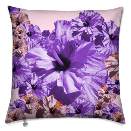 Velvet Shimmer Cushion