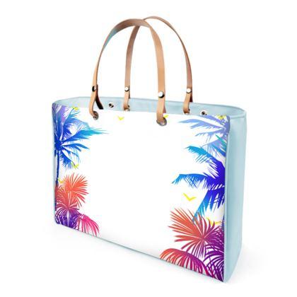Handbags- Emmeline Anne Colourful Palms