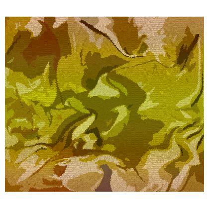 Handbags - Honeycomb Marble Abstract 3