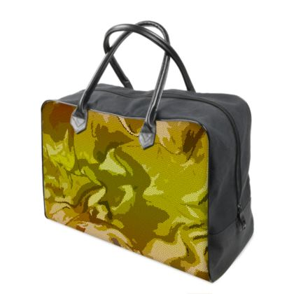 Holdalls - Honeycomb Marble Abstract 3