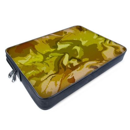 Laptop Bags - Honeycomb Marble Abstract 3