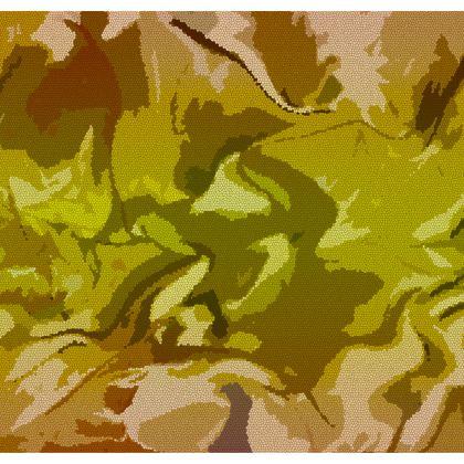 Shoulder Bag - Honeycomb Marble Abstract 3