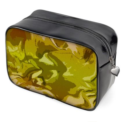 Wash Bags - Honeycomb Marble Abstract 3