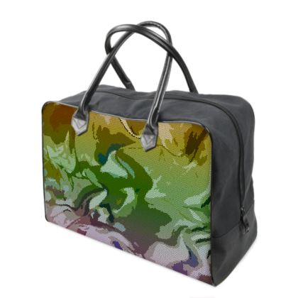 Holdalls - Honeycomb Marble Abstract 4