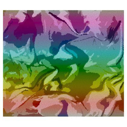 Handbags - Honeycomb Marble Abstract 5