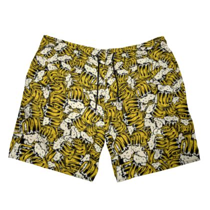Beer Time Swimming Shorts