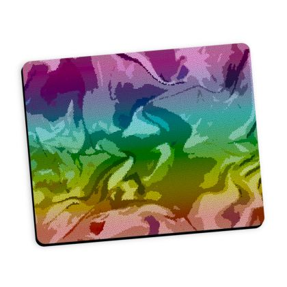 Mouse Mat - Honeycomb Marble Abstract 5