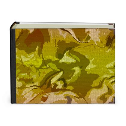 Photo Albums - Honeycomb Marble Abstract 3