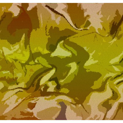 Luggage Tags - Honeycomb Marble Abstract 3