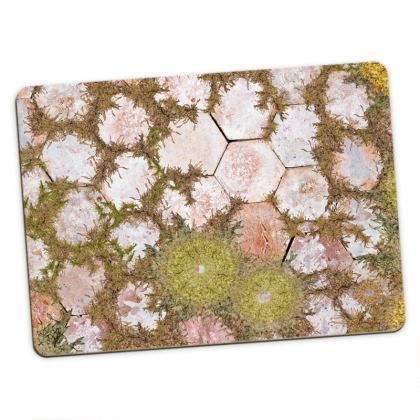 Flossie Moroccan Tile Large Placemats