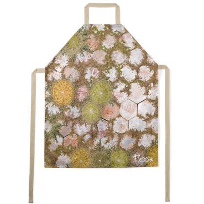 Flossie Moroccan Tile Apron
