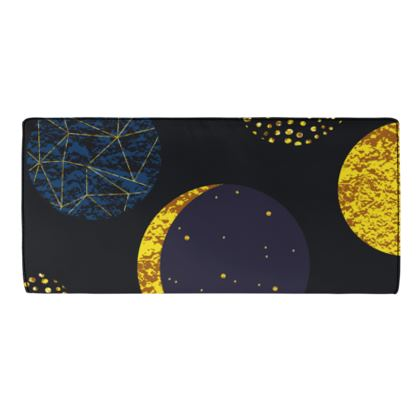 modern moon travel wallet