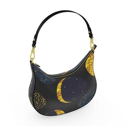 modern moon hobo bag