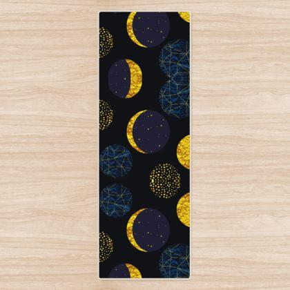 modern moon yoga mat