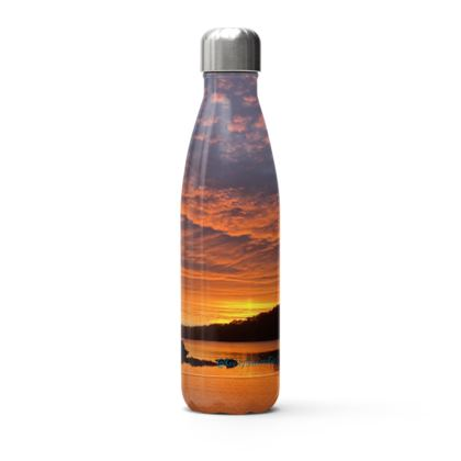 Thermal bottle - Ferry Boat Sunrise