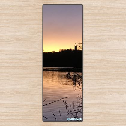 Sunset at Argal