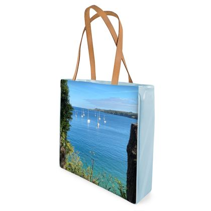Summer on the Helford Beach Bag