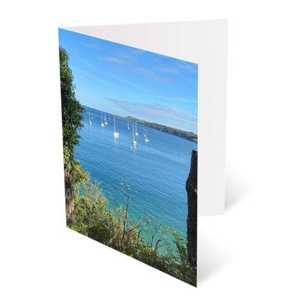 Helford Views A6 Greetings Cards - 8 pack