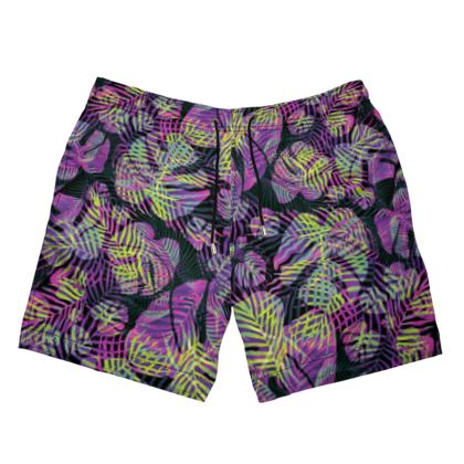 Neon Jungle Swimming Shorts