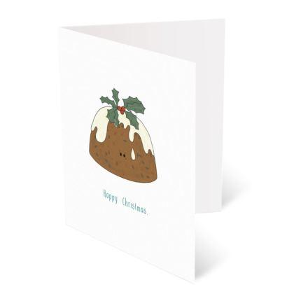 'The Taste Buds Christmas' A6 Greetings card Packs