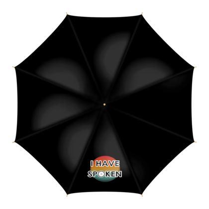Umbrella - I have Spoken 1