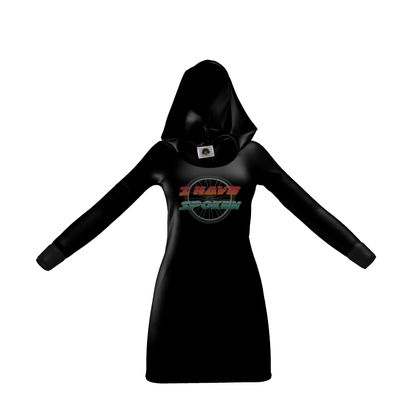 Hoody Dress - I Have Spoken 2