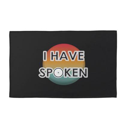Towel Set - I have Spoken 1