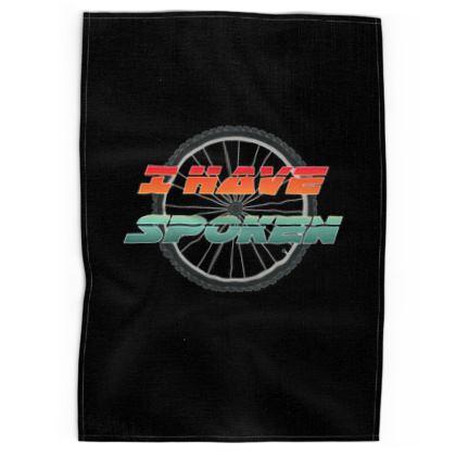Tea Towels - I Have Spoken 2
