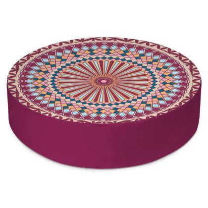 Round Floor Cushions 5