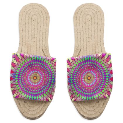 Sandal Espadrilles 6