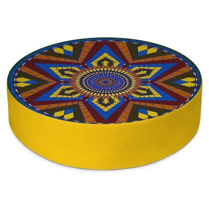 Round Floor Cushions 4