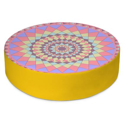 Round Floor Cushions 7