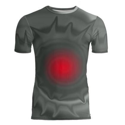 Slim Fit Mens T-Shirt - Android Nucleus