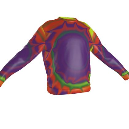 Sweatshirt - Colourful Spiked Ball