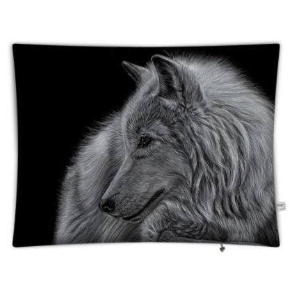Winter is Coming - White Wolf Floor cushions