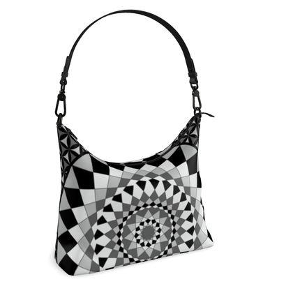 Square Hobo Bag 19