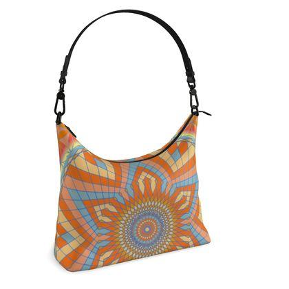 Square Hobo Bag 2