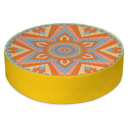Round Floor Cushions 6