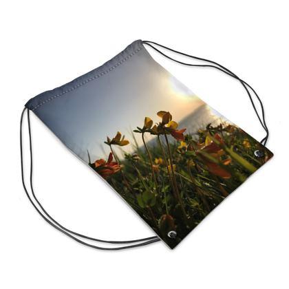 Bream Cove Flowers in the sunrise Swim Bag