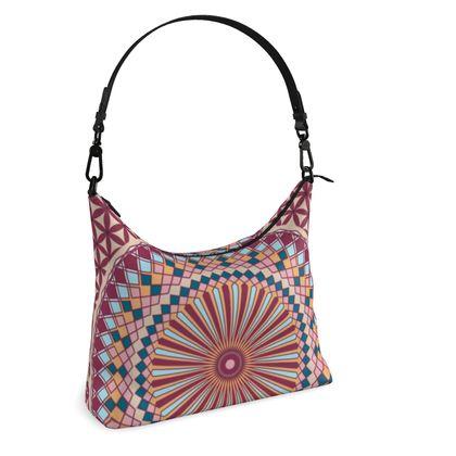 Square Hobo Bag 4