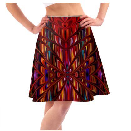 Flared Skirt 7