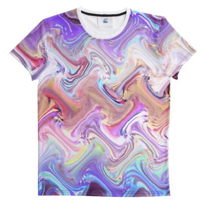 ut And Sew All Over Print T Shirt 6