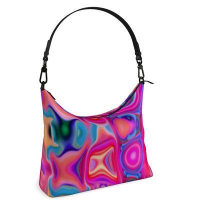 Square Hobo Bag 9