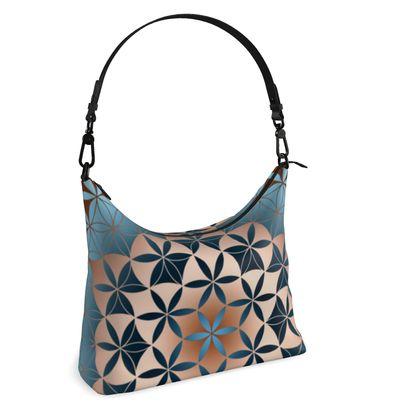 Square Hobo Bag 10