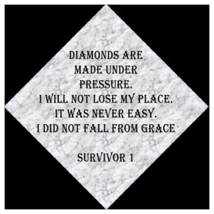 Diamonds © Survivor 1